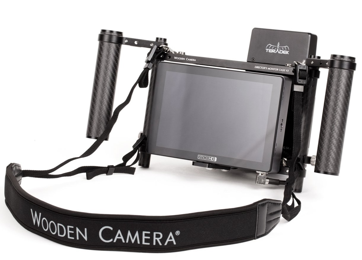 av rental canary islands monitors viewfinders