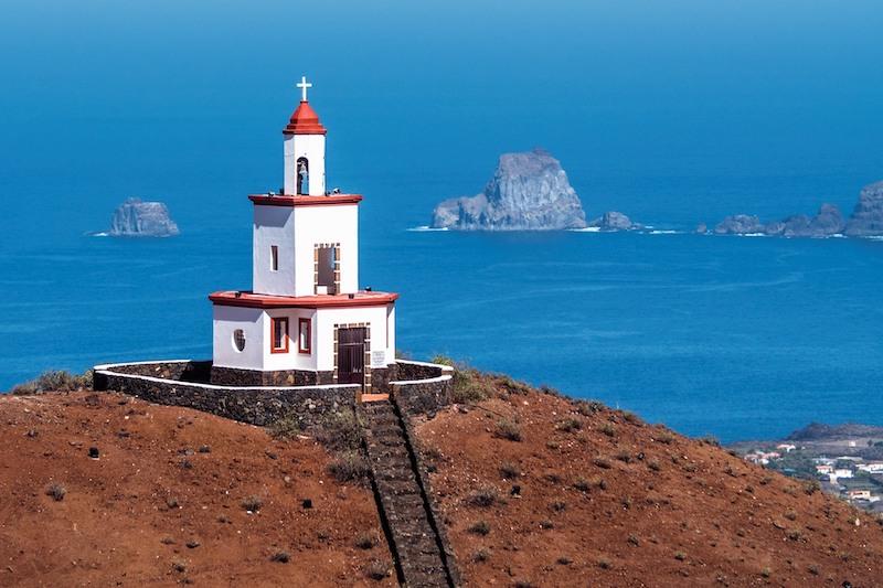 el hierro Permisos para rodar en Canarias