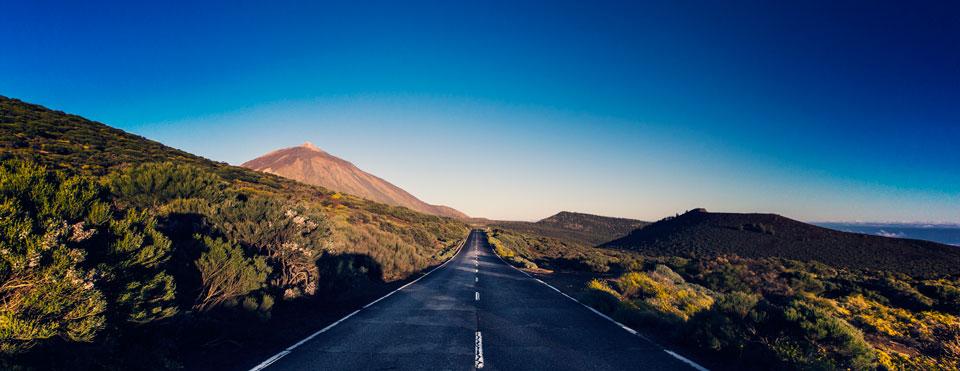 El Teide Permisos para rodar en Canarias