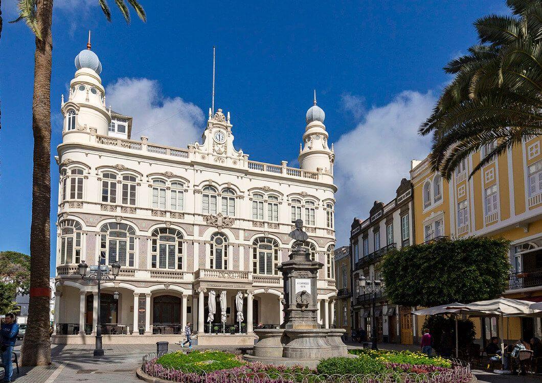Gabinete literario Gran Canaria