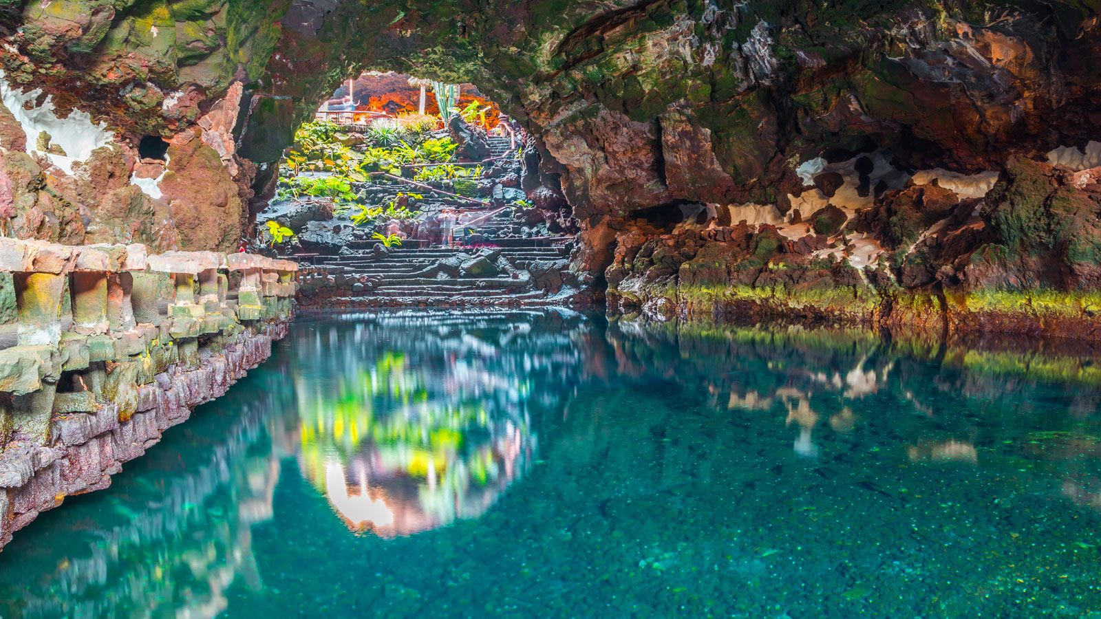 los jameos del agua remarkable locations to film in the canary islands