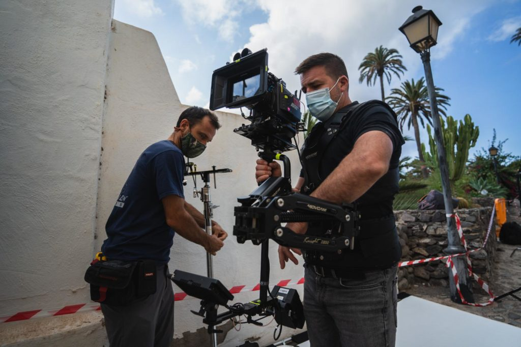 Material audiovisual en Canarias