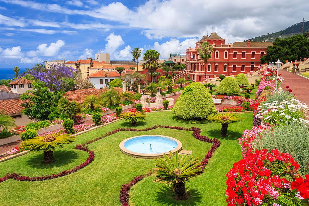 la orotava Localizaciones para rodar en Tenerife