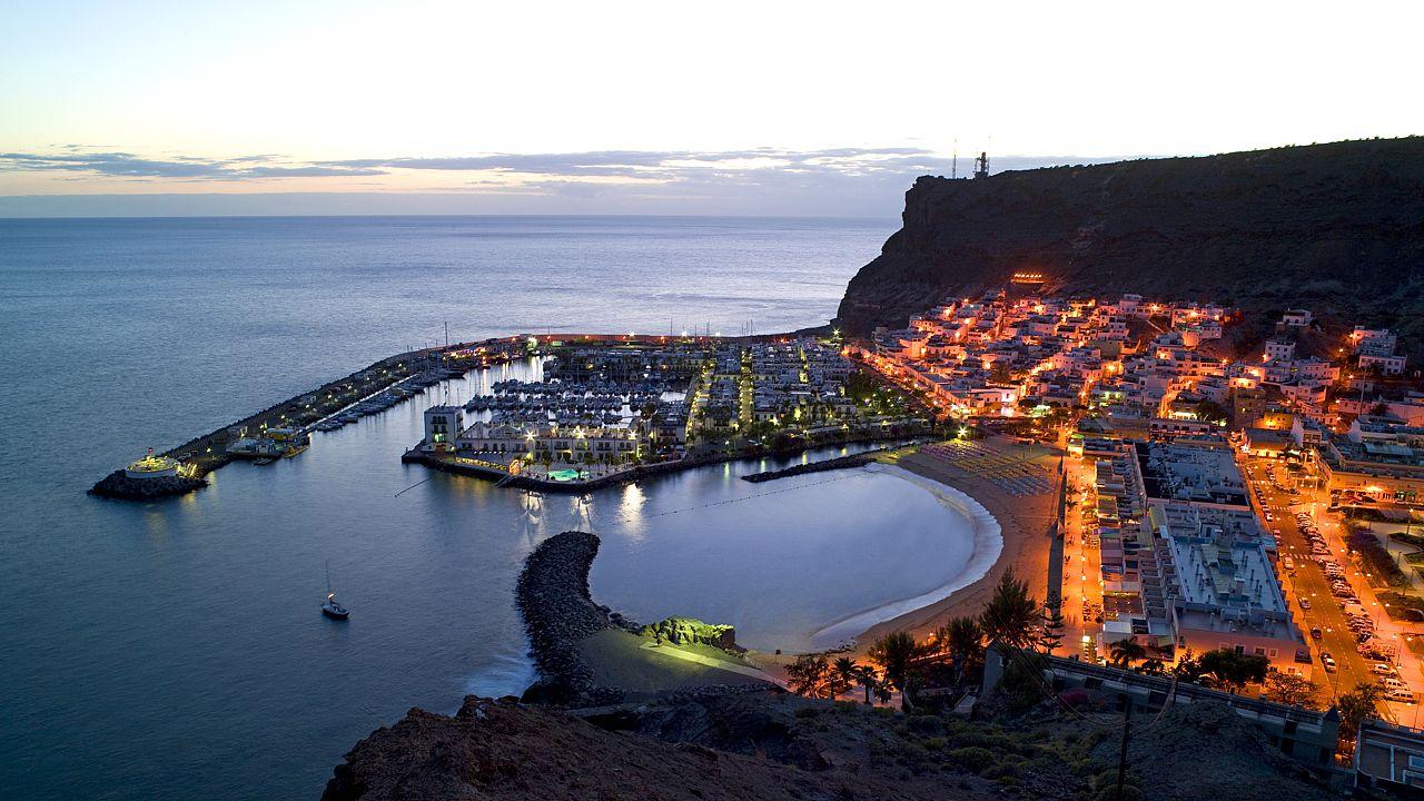lugares de Gran Canaria donde rodar mogan