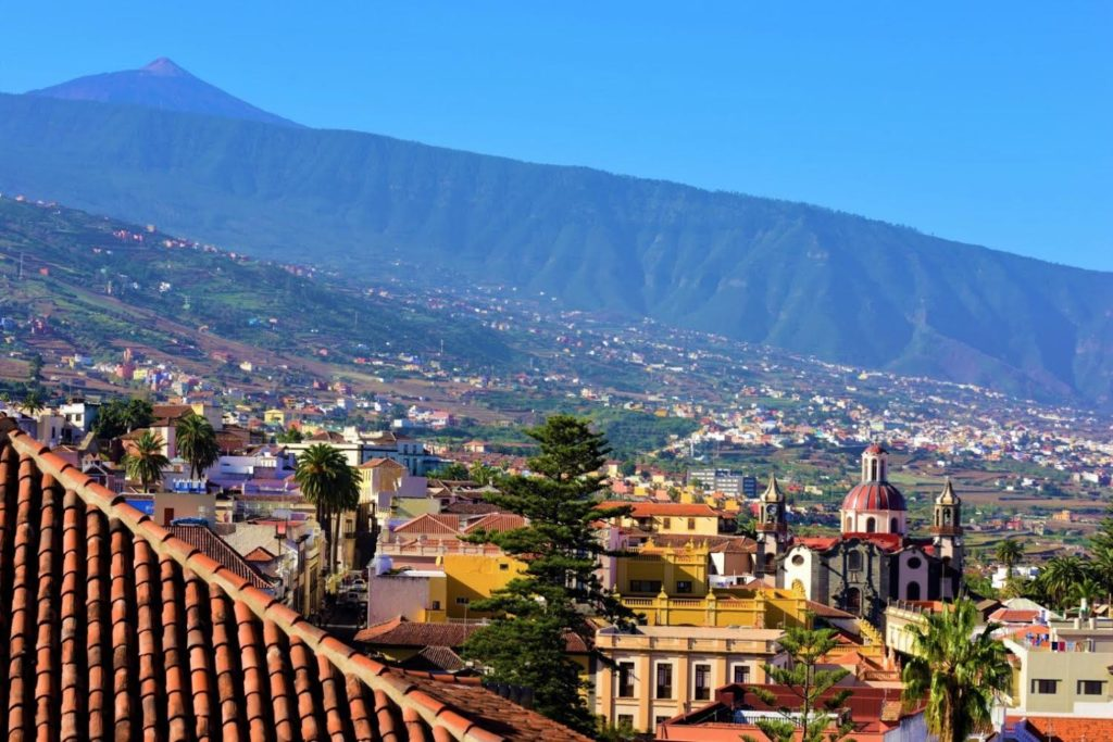 8 Places in Tenerife to set your audio-visual production